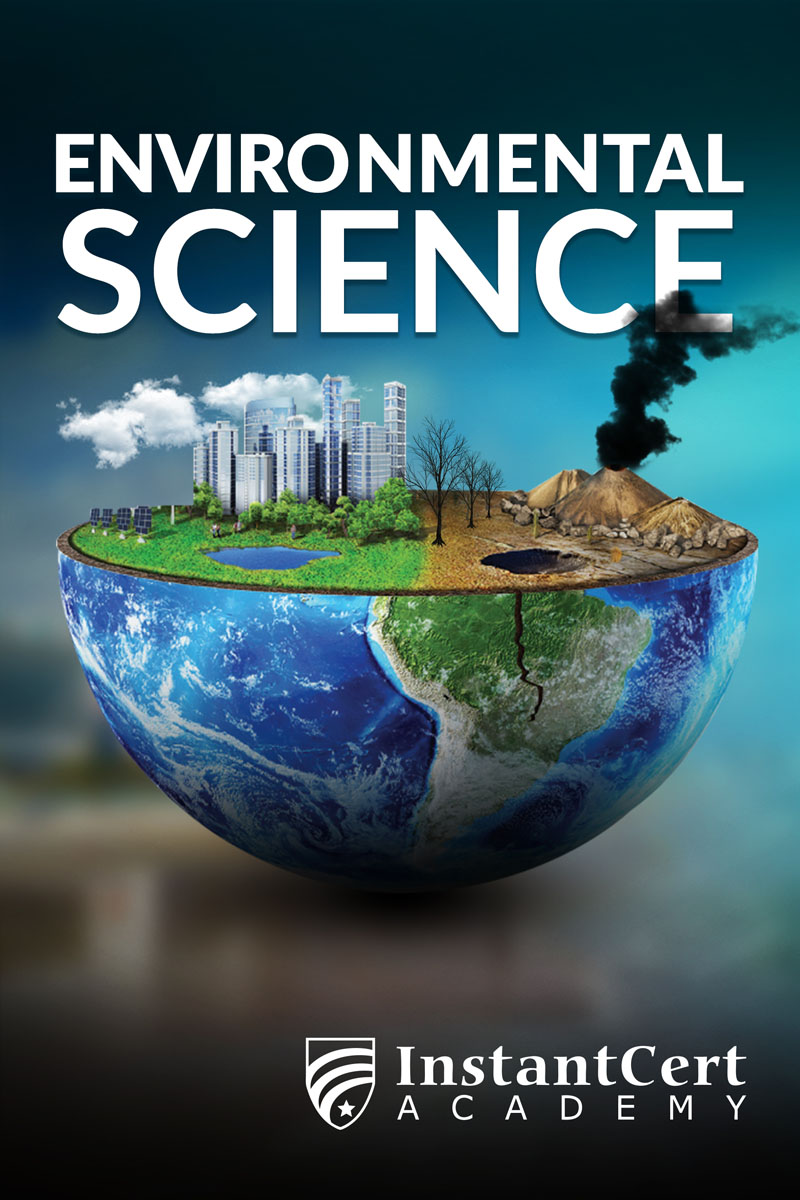 Introduction to Environmental Science course cover
